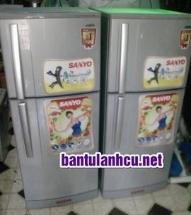 bán thanh lý lô tủ lạnh 150 lít, 2 ngăn, giá từ 1. 500k, tại 666 Trương Định