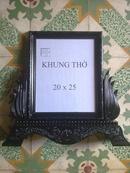 Tp. Hồ Chí Minh: khung thờ đen 20x30 CL1455996