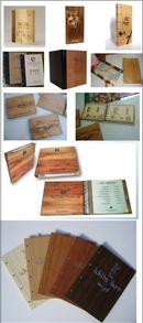 Tp. Hà Nội: ở đâu làm bìa menu gỗ, da, vải, nhựa, in menu giá rẻ nhất Hà Nội- 0973247167 RSCL1168849
