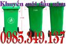 Tp. Hồ Chí Minh: Bán thùng rác 240 lít, thùng rác công cộng 120 lít, 660 lít Gọi 0985349137 CL1222117P8