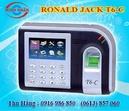 Bà Rịa-Vũng Tàu: Máy chấm công vân tay và thẻ cảm ứng Ronald Jack T6C - lắp đặt giá rẻ CL1457716
