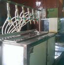 Tp. Hải Phòng: máy chiết rót 1 vòi|máy chiết 6 vòi bán tự động CAT68_91_111