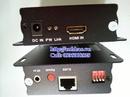 Tp. Hà Nội: HDMI Extender. Thiết bị kéo dài tín hiệu HDMI 60m, 100m, 150m bằng cáp mạng Lan CAT68_90_103