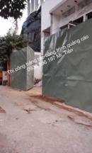 Tp. Hồ Chí Minh: Hàng rào công trình xây dựng - Thi công quảng cáo CL1469377