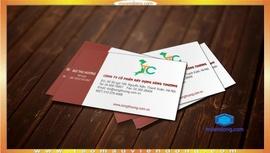 In name card tại Hai Bà Trưng