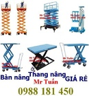 Tp. Hồ Chí Minh: Thang nâng người 9 mét 10 mét 11 mét Giảm giá đặc biệt RSCL1171219