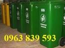 Tp. Hồ Chí Minh: Thùng rác 120l hàng nhập khẩu phân phối giá sĩ trên cả nước. CL1163801