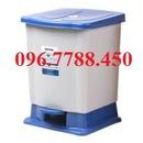 Tp. Hồ Chí Minh: Thùng rác nắp lật, thùng rác đạp chân, thùng rác y tế call 0967788450 CL1478530