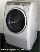 Tp. Hồ Chí Minh: Máy giặt cũ nội địa TOSHIBA TW-150VC giặt sấy cao cấp RSCL1192775
