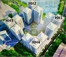Tp. Hà Nội: Chính chủ cần bán căn 1536 tòa HH3A Linh Đàm, chênh siêu thấp CL1480313P10