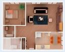 Tp. Hà Nội: Chính chủ1238 HH3C linh đàm diện tích 45 m2 (BÁN GẤP) CL1480313P10