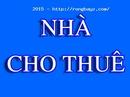 Tp. Hồ Chí Minh: Cho thuê nhà nguyên căn nhỏ, ấp 3, Đông Thạnh, Hóc Môn CL1481370