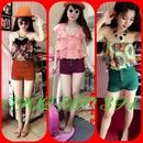 Tp. Hồ Chí Minh: Bán quần short nữ cực đẹp và cá tính, trẻ trung, năng động (mã sp: QS 31) CL1008940