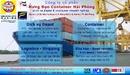 Tp. Hải Phòng: Dịch vụ Logistics - Vận tải nội địa, quốc tế giá tốt CL1660999P8