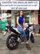Tp. Hồ Chí Minh: Chuyên Thu Mua Xe 2 Bánh Cũ Tại Nhà Đảm bảo Giá cao 0933997223 a Kiệt CL1521055