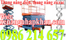 Tp. Hồ Chí Minh: Thang nâng ziczac 300kg, 500 kgvà thang nâng người 125 kg CUS11151