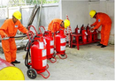 Tp. Hồ Chí Minh: Chuyên nạp sạc bình chữa cháy, nhận thi công lắp ráp các công trình pccc CL1703290