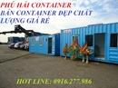 Thái Bình: Cần thanh lý container văn phòng chất lượng tốt đẹp giá cực rẻ LH 0916. 277. 986 CL1487761