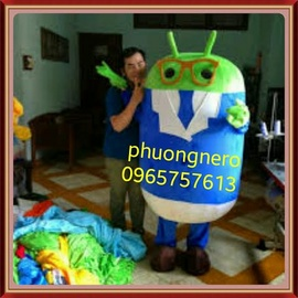 mascot phuongnero mascot