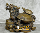 Tp. Hà Nội: Long Quy, Rùa phong thủy, rùa đầu rồng, Long quy cõng như ý, Cõng con, vật phẩm CL1127858