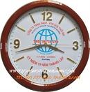 Cà Mau: làm quảng cáo trên đồng hồ treo tường CL1699606