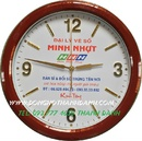 Tp. Hà Nội: đồng hồ treo tường làm quà tặng quảng cáo CL1702061