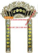 Tp. Hồ Chí Minh: Hoành phi câu đối _ Bàn thờ gia tiên, mua đồ thờ cúng gia đình CL1393035