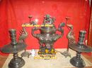 Tp. Hà Nội: Đỉnh thờ Đỉnh đồng, Bộ Đỉnh Đồng giả cổ. Đỉnh đồng được sản xuất bằng công nghệ CL1490004