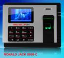 Đồng Nai: Máy chấm công vân tay RONALD JACK X938C - Pin lưu 8 tiếng - Giá tốt nhất RSCL1098231