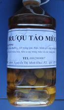 Tp. Hồ Chí Minh: Rượu tÁO MÈO-Giảm mỡ, Hạ Cholesterol, tiêu hoá cải thiẹn CL1492664
