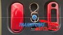 Tp. Hà Nội: Bọc chìa khóa nhựa phun sơn thời trang cho xe Mazda 3 - 2015 CAT3_6_71
