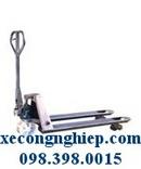 Tp. Hồ Chí Minh: Xe nâng tay gắn cân, xe nâng inox dùng thủy sản CL1066167