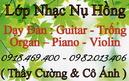 Tp. Hồ Chí Minh: Dạy đàn Organ cho bé thiếu nhi tại lớp nhạc nụ hồng quận gò vấp CL1498884