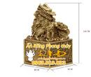 Tp. Hà Nội: ấn rồng cầu thăng quan tiến chức, ấn phong thủy bằng đồng CL1496568