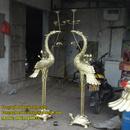 Tp. Hà Nội: mãu hạc đồng vàng, hạc đồng vàng ngậm dây sen, hạc đồng cúng tiến CL1496568