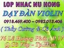 Tp. Hồ Chí Minh: Dạy đàn Violin. dạy chơi đàn violin tại gò vấp. 0918469400 – 0982. 013. 406 CL1497346