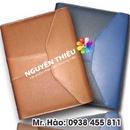 Tp. Hồ Chí Minh: Sổ tay sổ da, Sản xuất sổ da sổ tay, gia công in sổ tay CL1496568