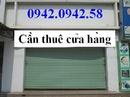 Tp. Hà Nội: Cần thuê cửa hàng mặt phố chùa láng CAT1_60P4