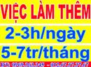 Tp. Hồ Chí Minh: Việc làm thêm tại nhà 2-3h/ ngày lương 5-7tr/ tháng không cần kinh nghiệm RSCL1592473