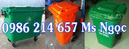 Tp. Hồ Chí Minh: thùng rác 660 lít, thang nâng ziczac 14m, 9m CL1206030