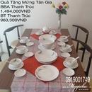 Tp. Hồ Chí Minh: Mỗi bữa cơm gia đình thêm ngon và ấm cúng hơn với bộ sản phẩm gốm sứ cao cấp CL1503800