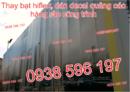 Tp. Hồ Chí Minh: Thi công hàng rào công trình - Làm Bạt Hiflex, Decal quảng cáo CL1132694