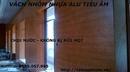 Tp. Hà Nội: Giá bán tấm ốp tường tiêu âm, Vách nhôm nhựa tiêu âm Astrongest, Vách gỗ CL1504731