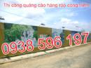 Tp. Hồ Chí Minh: Thi công hàng rào công trình quảng cáo CL1132694
