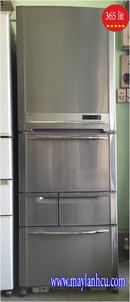 Tp. Hồ Chí Minh: Tủ lạnh cũ nội địa TOSHIBA 5 cánh GR-NF375G(365l) CL1509620