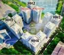 Tp. Hà Nội: Bán căn 1 ngủ căn 1236 diện tích 45m2 chung cư HH2 Linh Đàm CL1508153