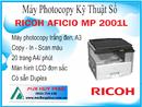 Tp. Hồ Chí Minh: RICOH MP2001L, Máy Photocopy Ricoh Aficio MP2001L CL1616308P9