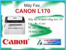 Tp. Hồ Chí Minh: Canon L170, Máy Fax in laser Canon L170 CL1697456