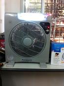 Tp. Hà Nội: Quạt sạc điện Panasonic 6969 - Quạt sạc kết hợp đèn thấp sáng, quạt sạc với 2 bì CL1659634P5