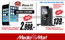 Tp. Hà Nội: [THẬT KHÔNG THỂ TIN NỔI] iPhone 4s chính hãng chỉ 2tr9, 1 đổi 1 trong 12 tháng CL1217879